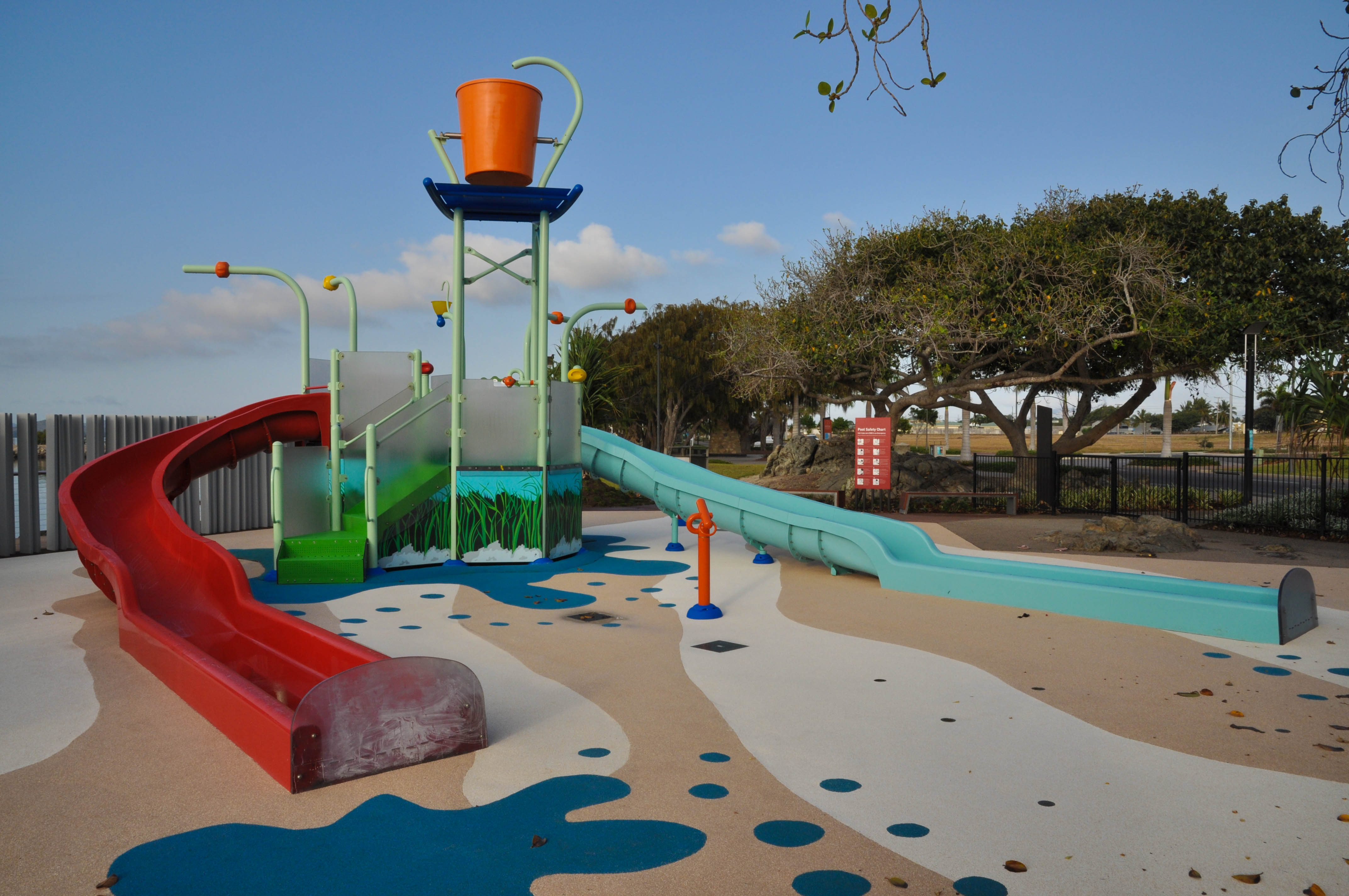 Kids Water Park Bowen