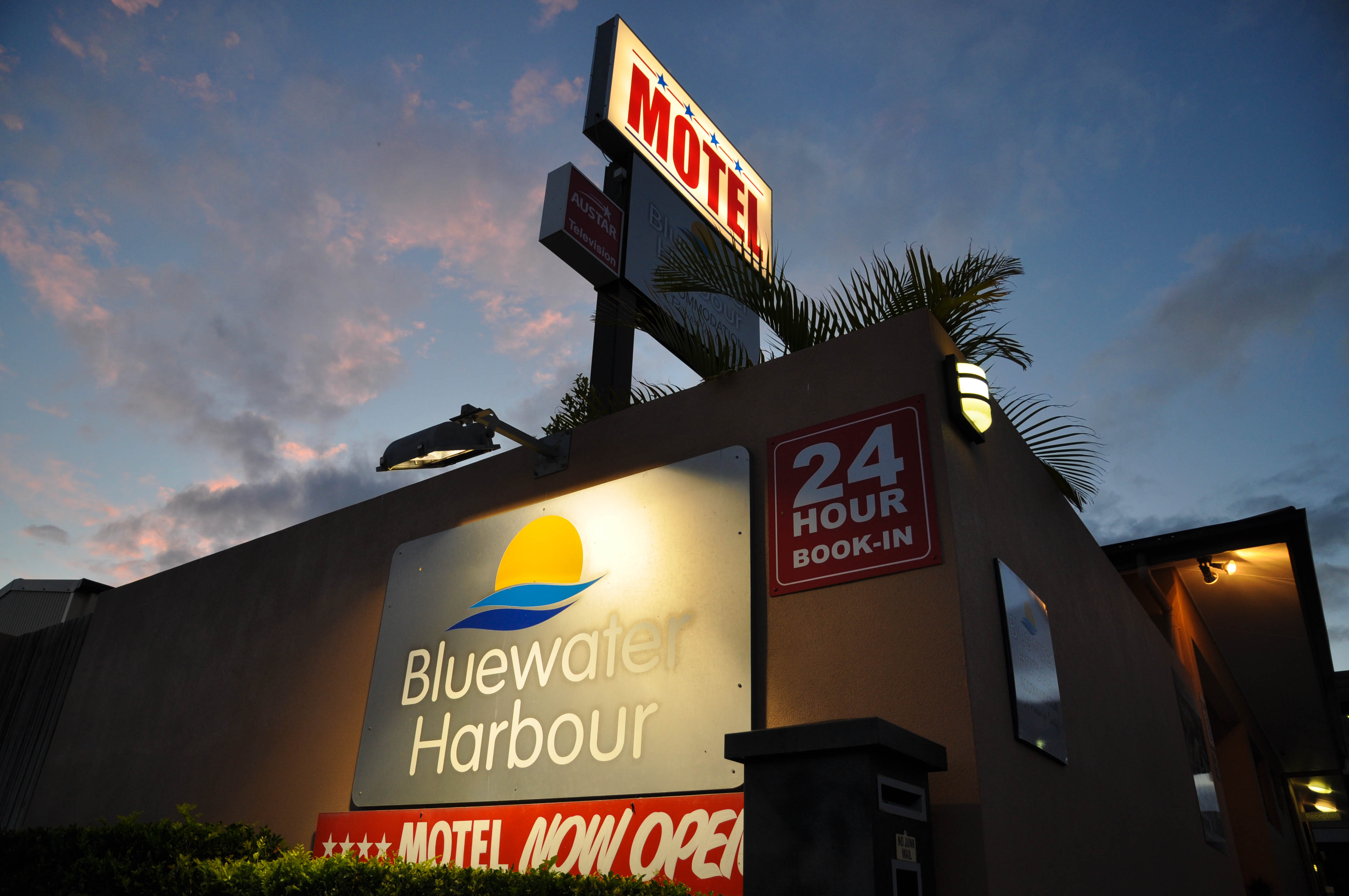1 Powell street Bowen BlueWater Harbour Motel