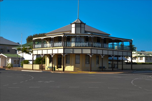 Harbourmaster's Building