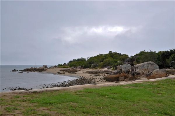 One of Bowen's beautiful beaches