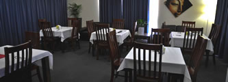 Meals in our Dining Room