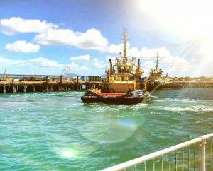 Visit our famous jetty on Port Denison